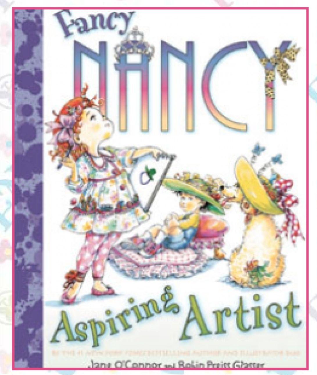Fancy Nancy Worksheets