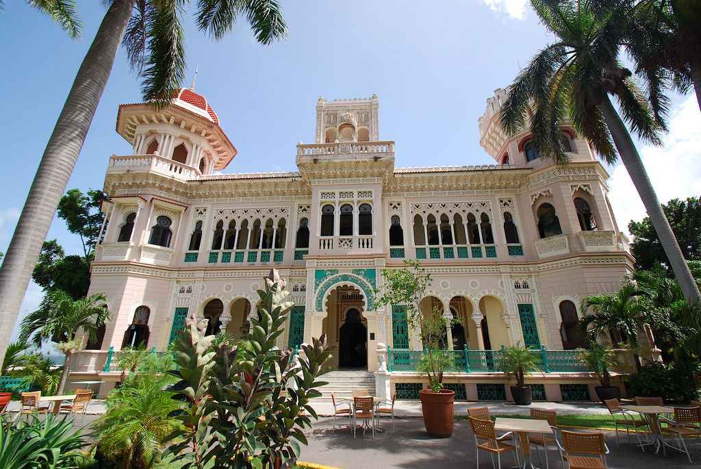Palacio de Valle, Cuba