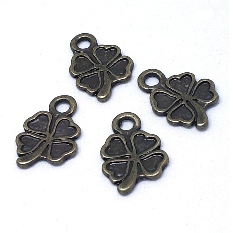 58mm Bronze Tibetan Metal Ornate Pendant