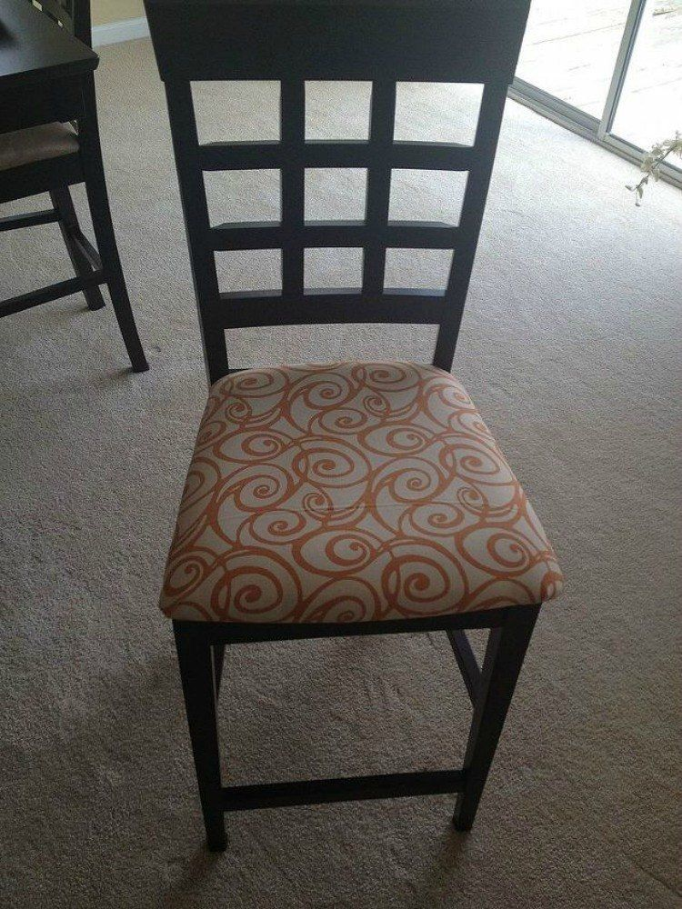 S 12 Ways To Revamp Your Dining Room Chairs Before The Holidays Best Reupholster Dining Room Chairs 2018