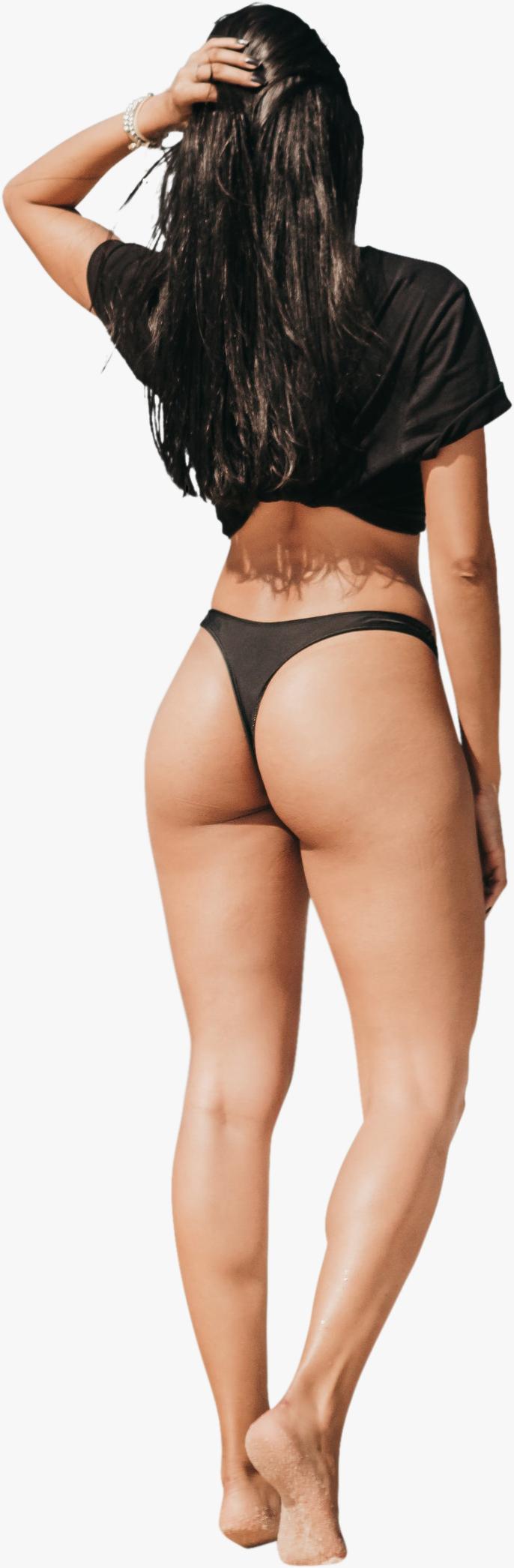 Latina Bikini Model Walking Bikini Models Bikinis Model