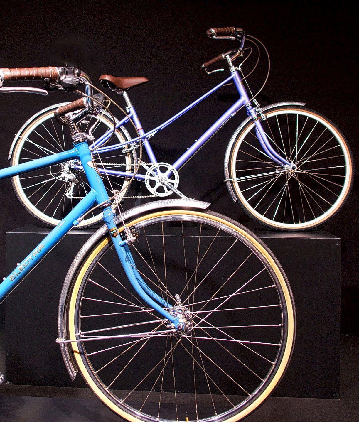 Bicycle Fahrrad Classic auf der Eurobike