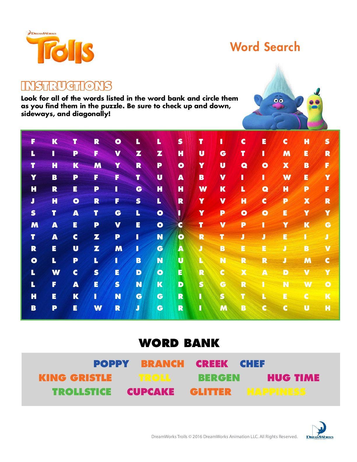 Pin von Катя auf Puzzles,Word Search,Crosswords | Pinterest