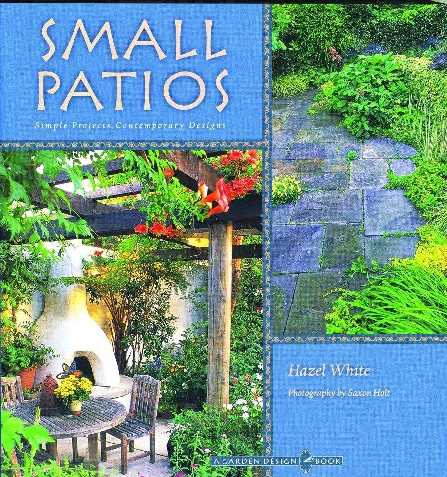 Patio Garden Ideas For Every Space: Small Backyard Patio, Small Backyard