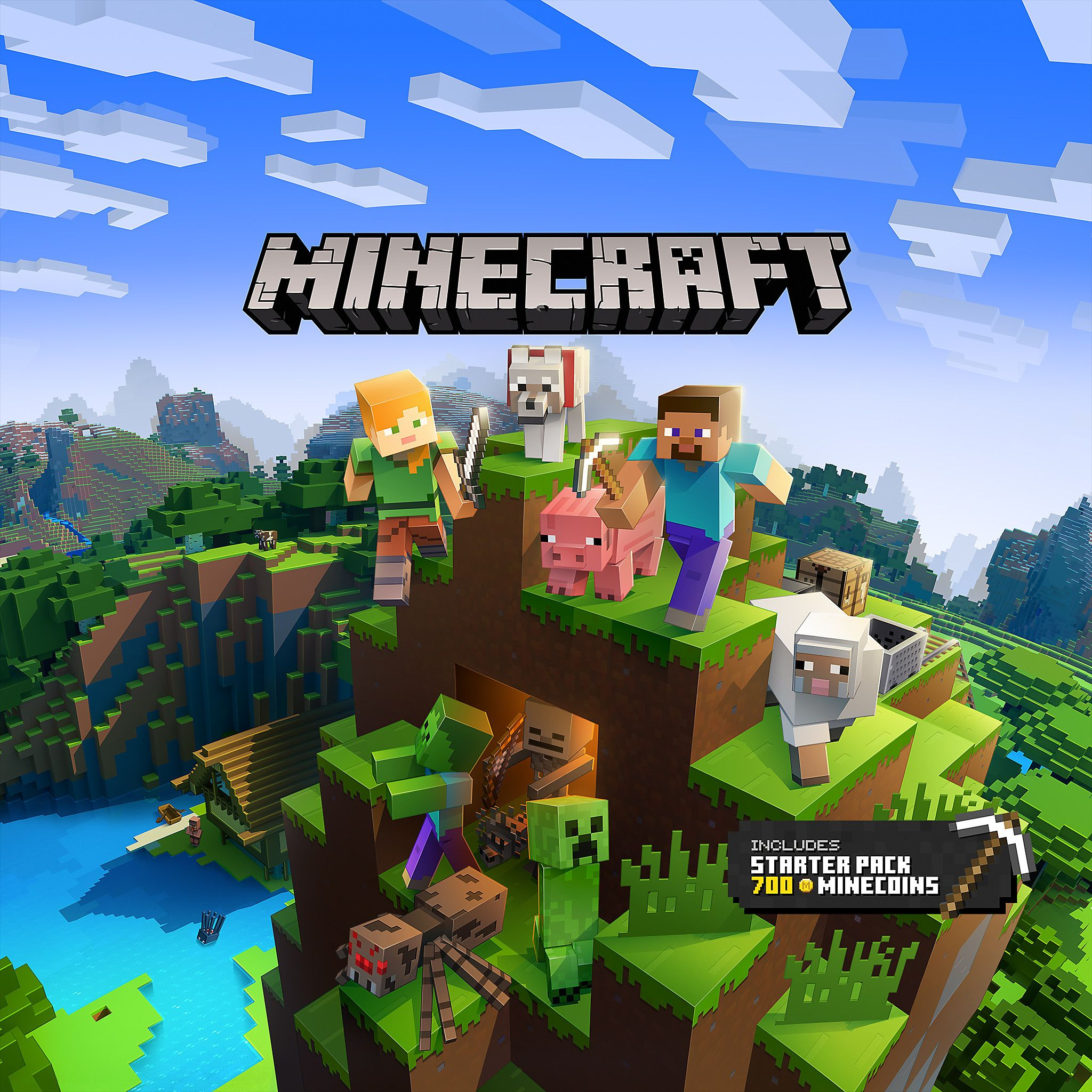 New Minecraft Earth Game in 2020 Minecraft ps4
