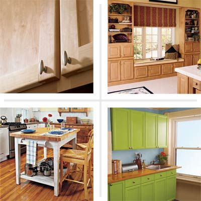 Kitchen Cabinet Upgrades 10 Ways To Spruce Up Tired Cabinets Hang Add Storage Paint Or Reface Old Ones Refresh The Look Of