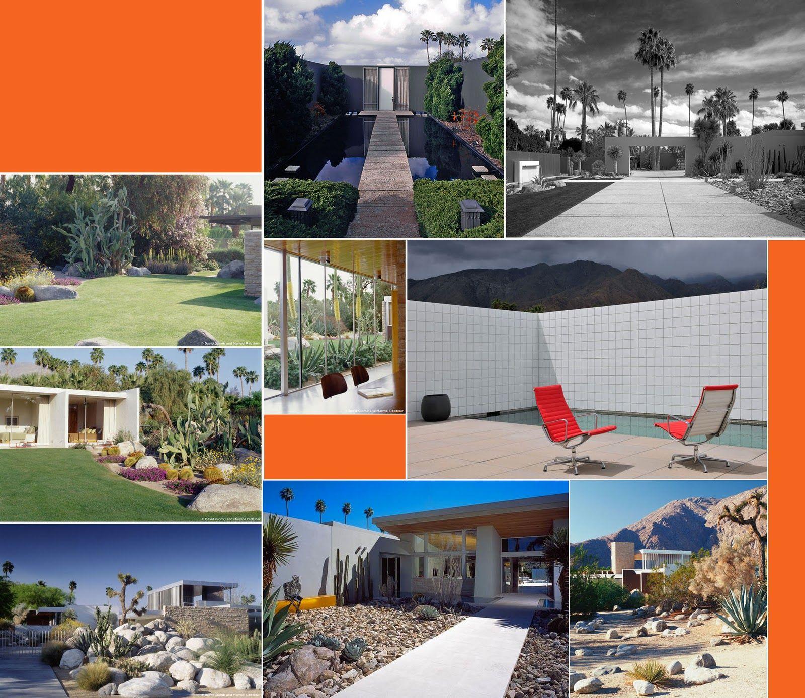 Mid Century Modern Desert Landscape Bing Images   Mid Century Modern  Landscaping