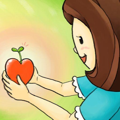 그림작가 : 백남조<br>글작가 : 김중식, 김응선<p>사랑을 받는 아이는 풍요로운 마음을 갖게 됩니다.<br>엄마가 들려주는 사랑스러운 말<br>아빠가 들려주는 사랑스러운 말<p>그러한 말들이 마음의 씨앗이 되고<br>그 씨앗이 꽃을 띄워 꽃밭을 만들어 줍니다.  http://Mobogenie.com