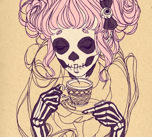 Progress for: Las Esqueletas by Sabelle Rena