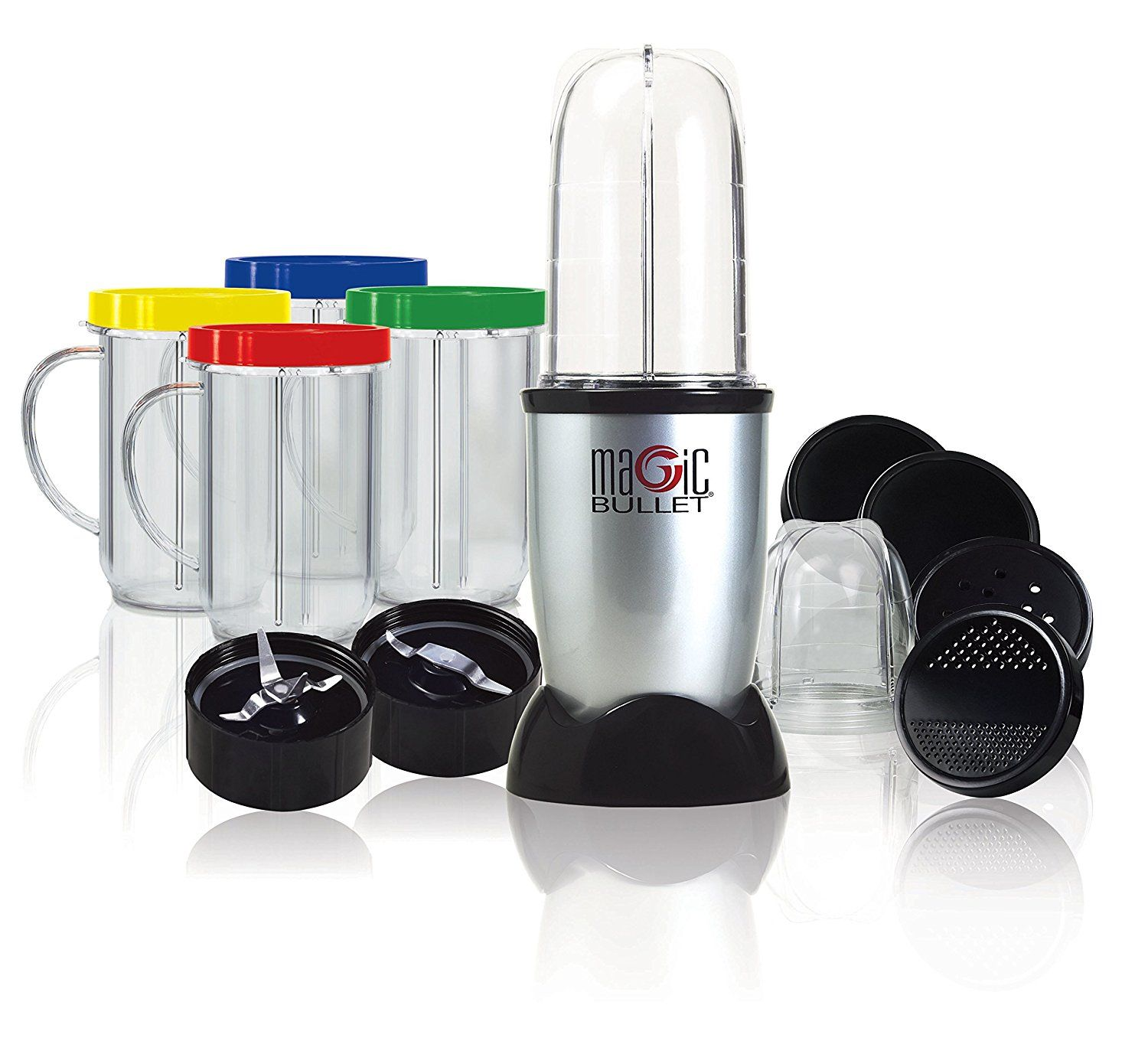 Magic Bullet MBR 1701 17 Piece Express Mixing Set More info could