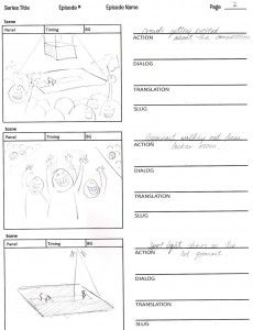 What Is A Storyboard And Why Do You Need One  Video Maker