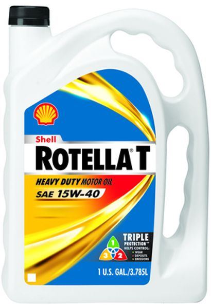 Shell Rotella 15w40 Motor Oil Gallon Motor Oil Truck Lights Gallon