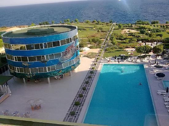 The Marmara Antalya Hotel, Sirinyali Antalya, Turkey - the world's ...