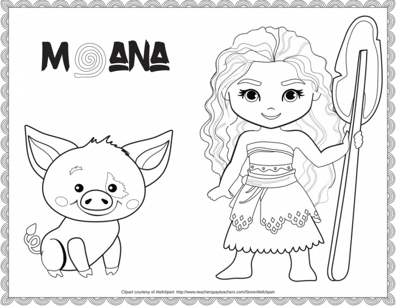 Exclusive Free Disney Moana Coloring Printable The Inspiration Edit Disney Coloring Pages Moana Coloring Moana Coloring Pages