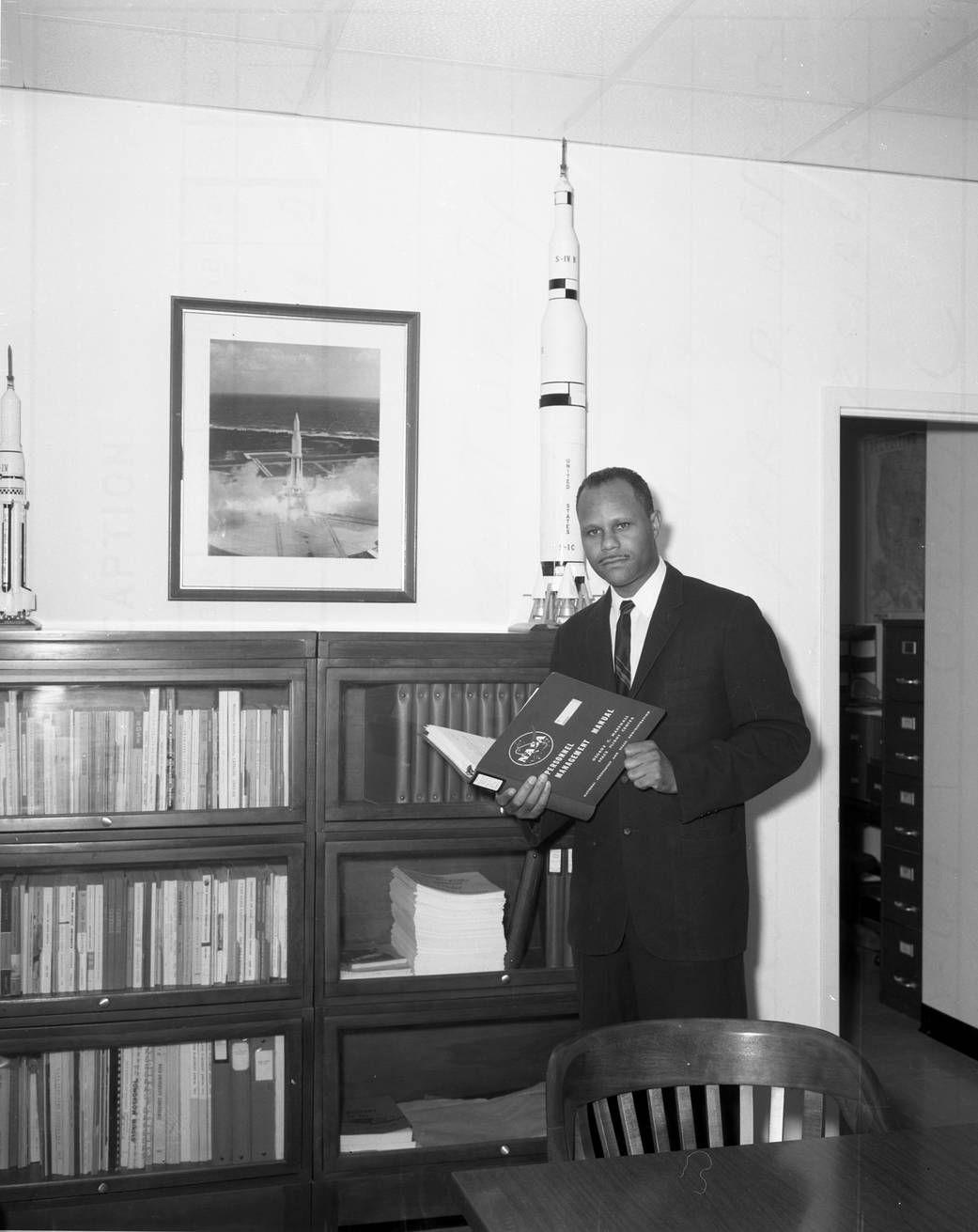 Charles T. Smoot Nasa history, Nasa, African american