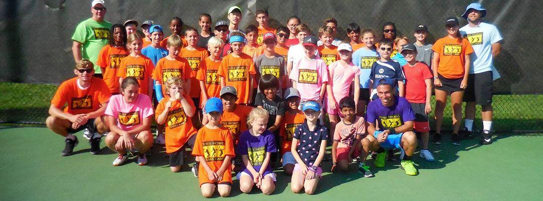 Peter Howell Tennis Camp Atlanta Ga Voted Best Of Atlanta 2018 Tennis Camp Baseball Camp Summer Camp
