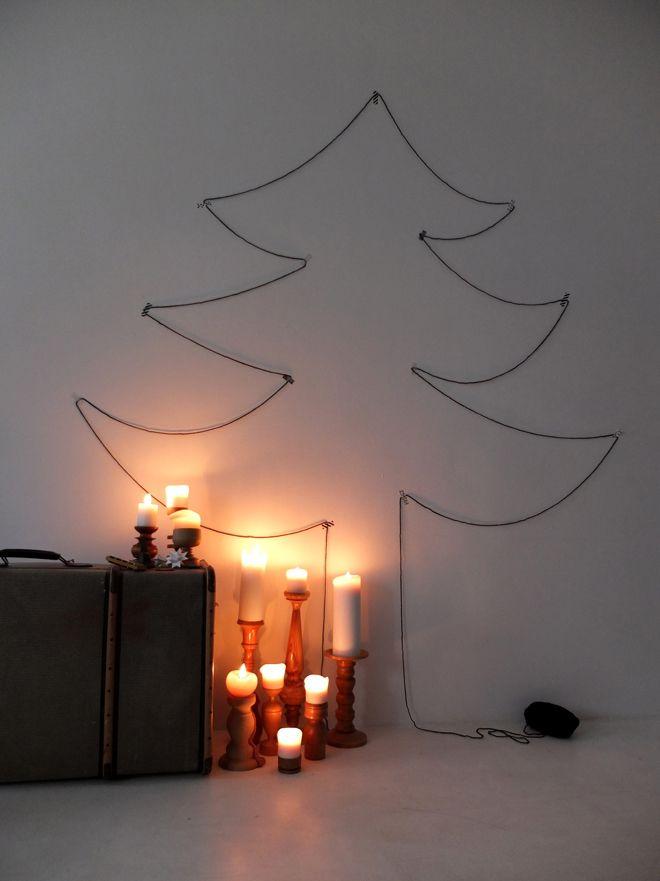 weihnachten mit fadenbaum minza will sommer i blog. Black Bedroom Furniture Sets. Home Design Ideas