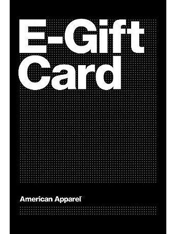 Gift Cards | American Apparel | Helvetica | Pinterest | American ...