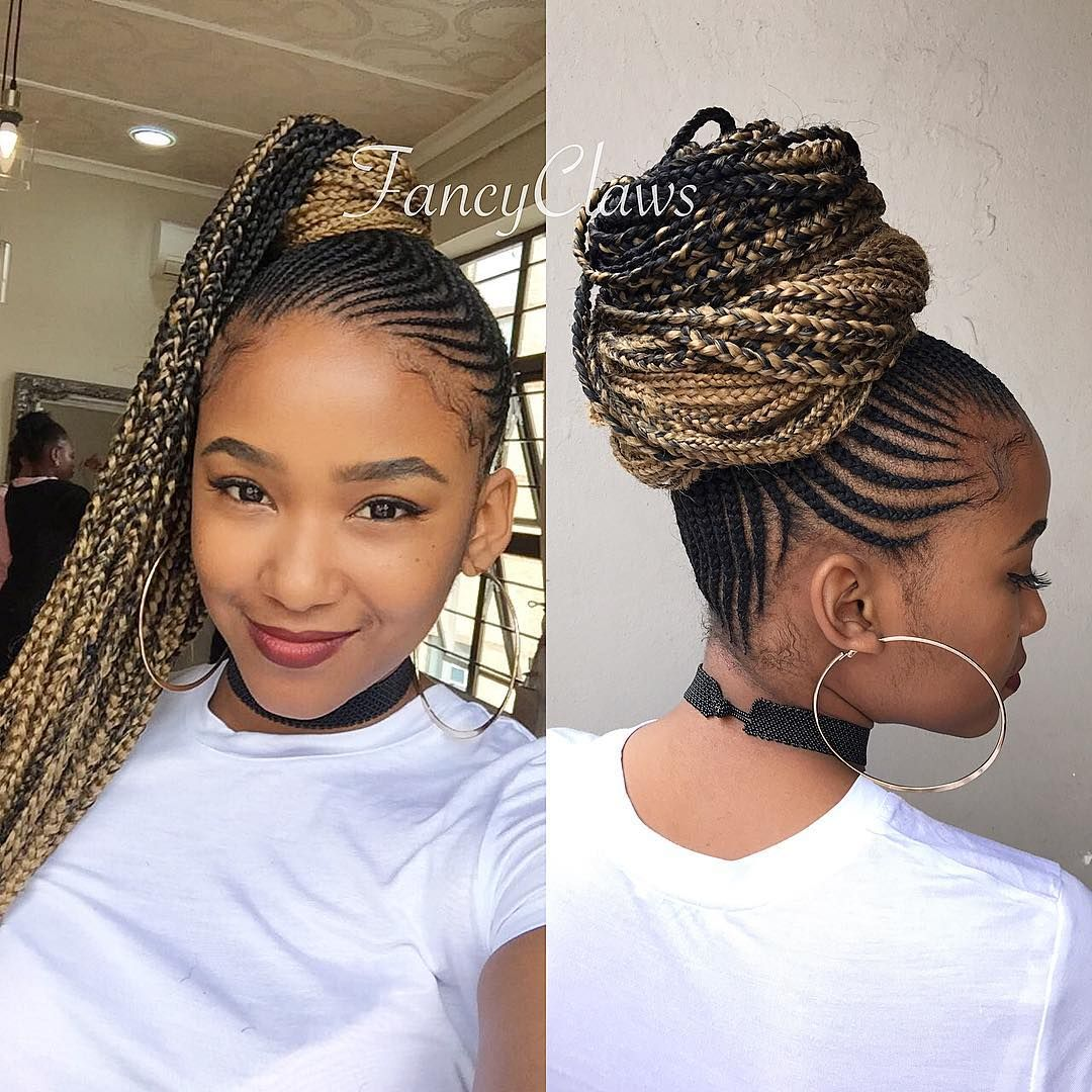 Fancyclaws On Instagram Hairstyle Done At Fancyclaws Please Contact Us For Bookings Prices Or Any Enqui Hair Styles Box Braids Styling Box Braids Hairstyles