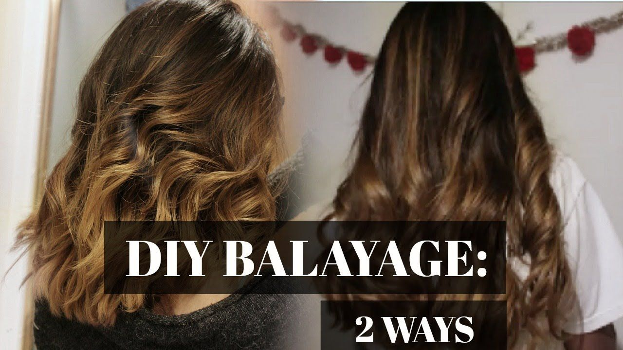 27++ Blonde balayage at home ideas in 2021