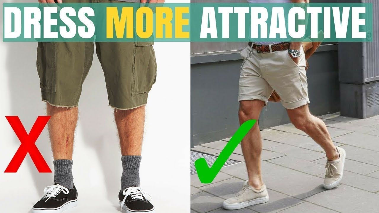 How to dress more attractive