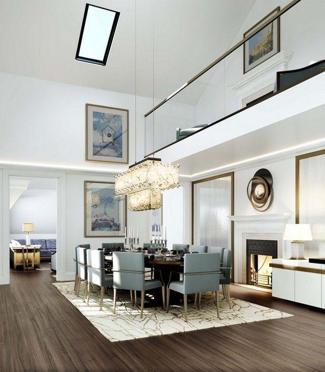 St James Housetop London Interior Designer Katharine Pooley Enchanting Living Room Design Planner Inspiration Design