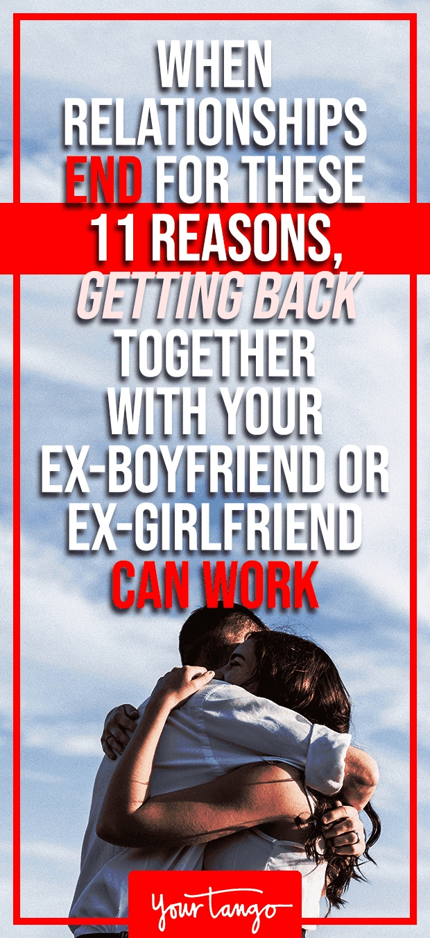 If You & Your Ex Broke Up For Any Of These 11 Reasons