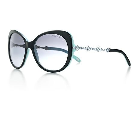 ad5e3f7bbbb Tiffany Garden cat-eye sunglasses with Austrian crystals