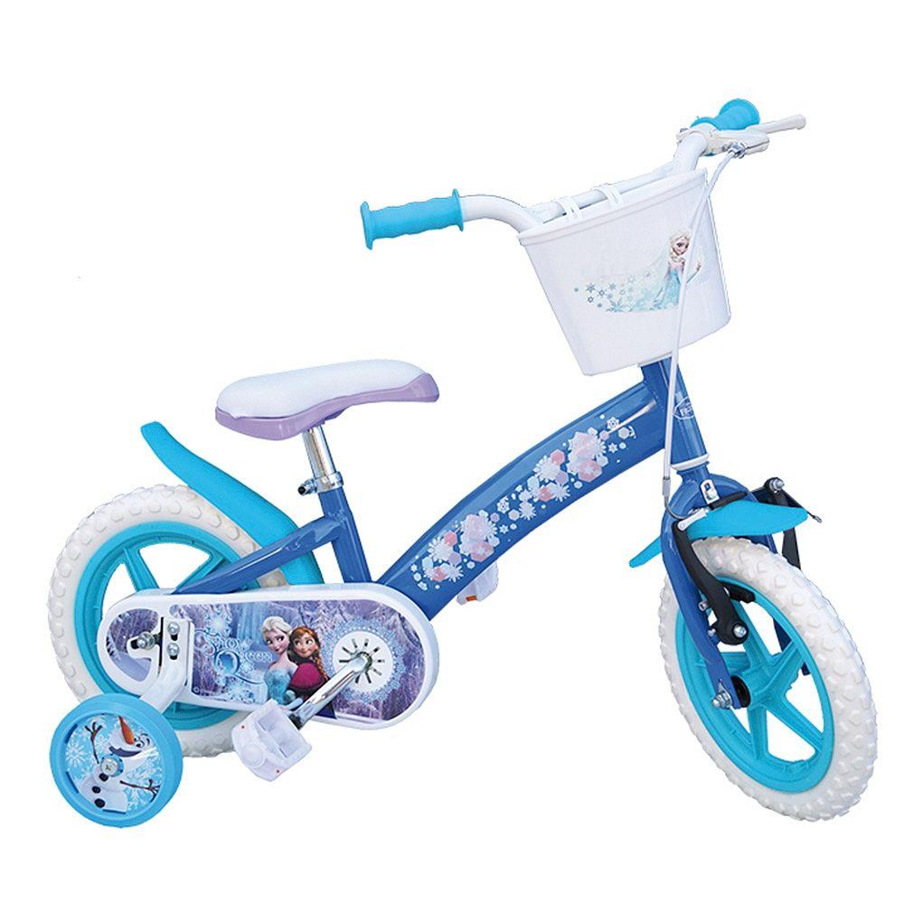 Frozen Bicicleta 12 Pulgadas Bicicletas Niños Bicicletas Infantiles Bicicleta Sin Pedales