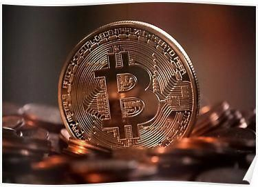 International funds invested in bitcoin