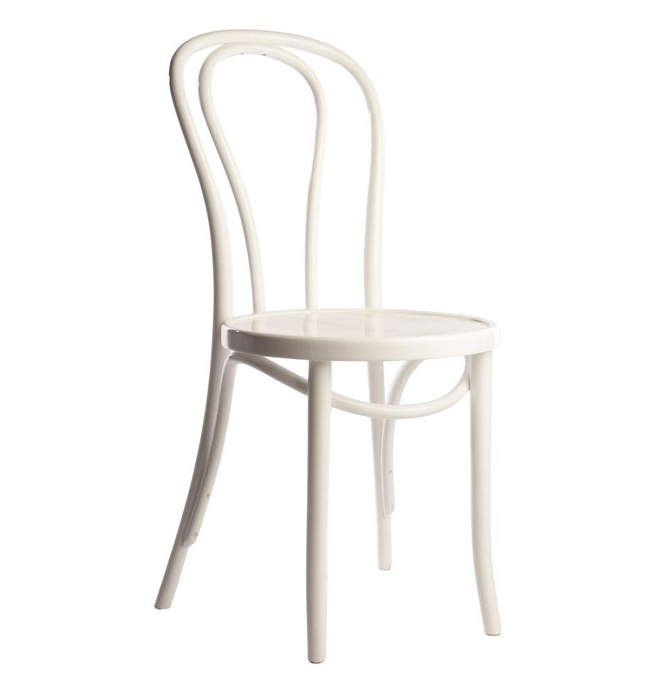 Replica Thonet No 18 Bentwood Chair Timber Matt Blatt