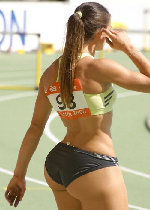 Opinion sexy female athletes with big butts turns!