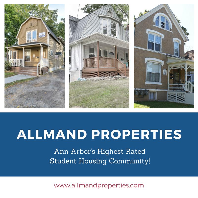 Ann Arbor Apartment Properties