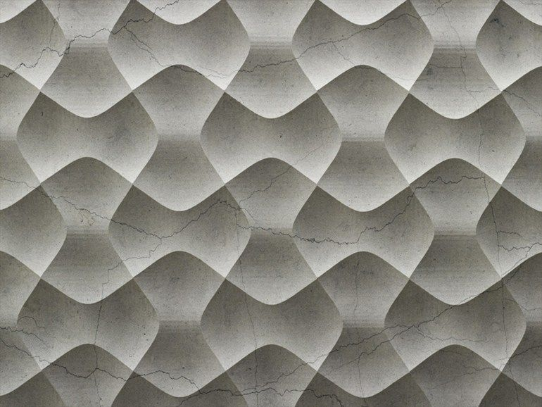 Decorative Wall Tile Patterns : Natural stone d wall panel terra lithos design