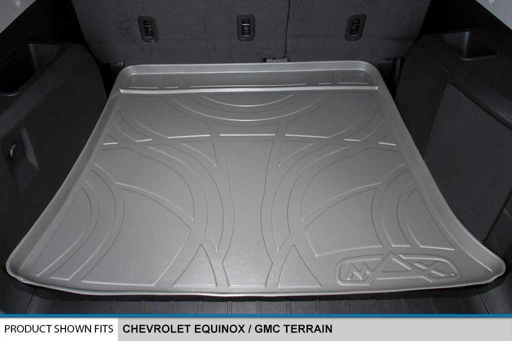 Smartliner All Weather Cargo Liner Floor Mat Grey For 20102017 Chevrolet Equinox Gmc Terrain Check Out This Gre Cargo Liner Grey Floor Mat Chevrolet Equinox