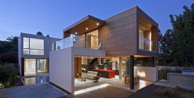 Casas construidas con contenedores mar timos viviendas - Casa de contenedores ...