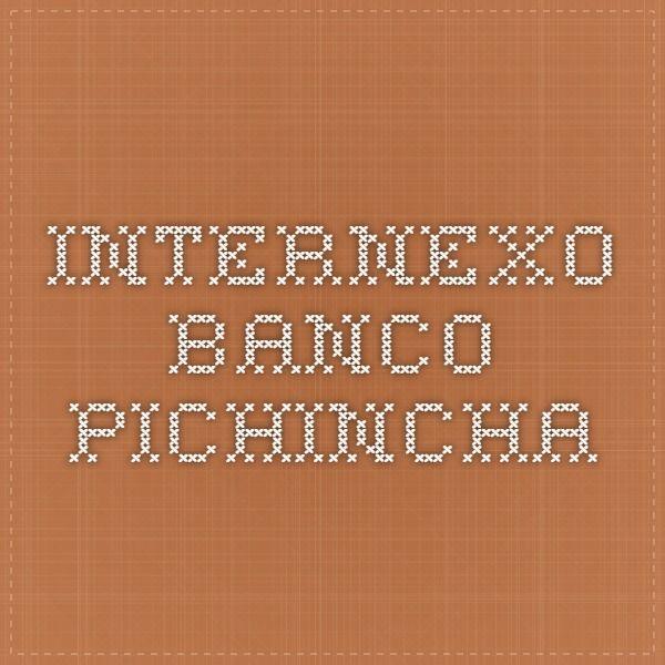 Internexo Banco Pichincha Operaciones Bancarias Imágenes Hermosas