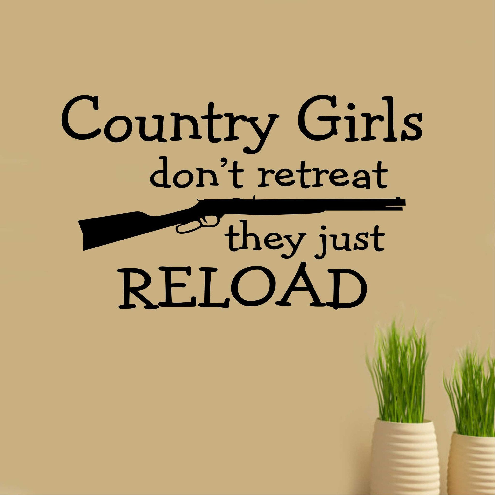 Don't Retreat Just Reload