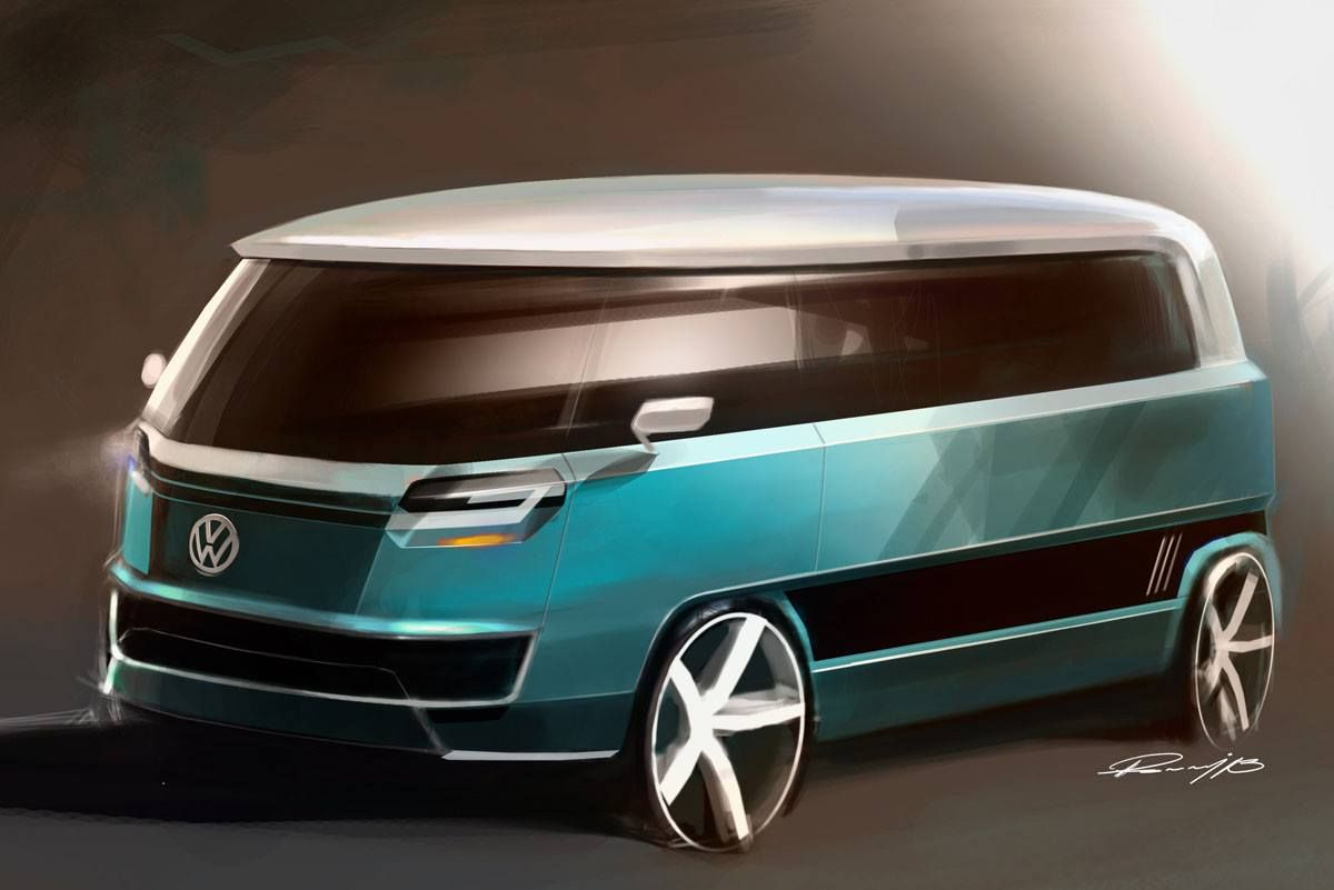 2018 Vw Bus Release Date >> 2018 Volkswagen Bus Price And Release Date 2018 2019 | Upcomingcarshq.com