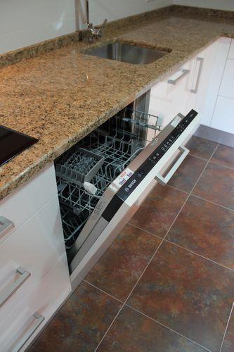 diseño de #cocina Diseño de cocinas en Aranjuez Mare blanco y ...