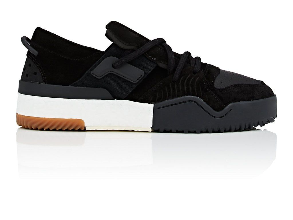 2ebc067b51ce7 ADIDAS ORIGINALS BY ALEXANDER WANG BBALL LEATHER   SUEDE SNEAKERS.   adidasoriginalsbyalexanderwang  shoes