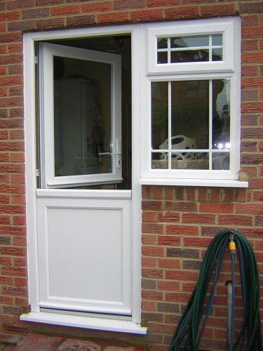 Image Result For Back Door With Window Desain Dapur