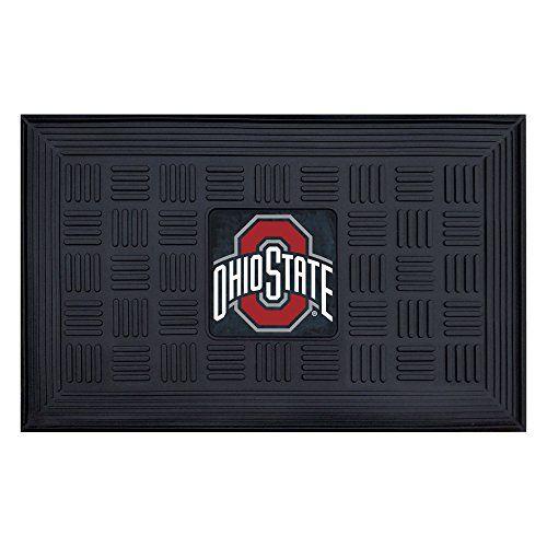 Save 62 Fanmats Ncaa Ohio State University Buckeyes Vinyl Door Mat Door Mat Vinyl Doors Ohio State