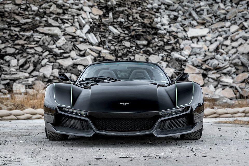 Rezvani Beast Alpha X Black Bird Gearmoose Classic Car Insurance Beast Super Cars