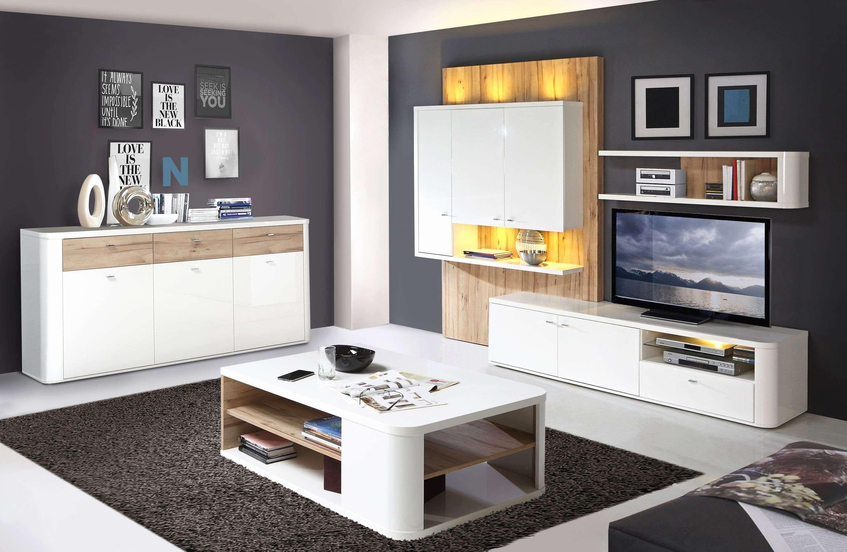 Wohnwand Modern Eiche Wohnwand Eiche Massiv Modern Bilder Wohnwand
