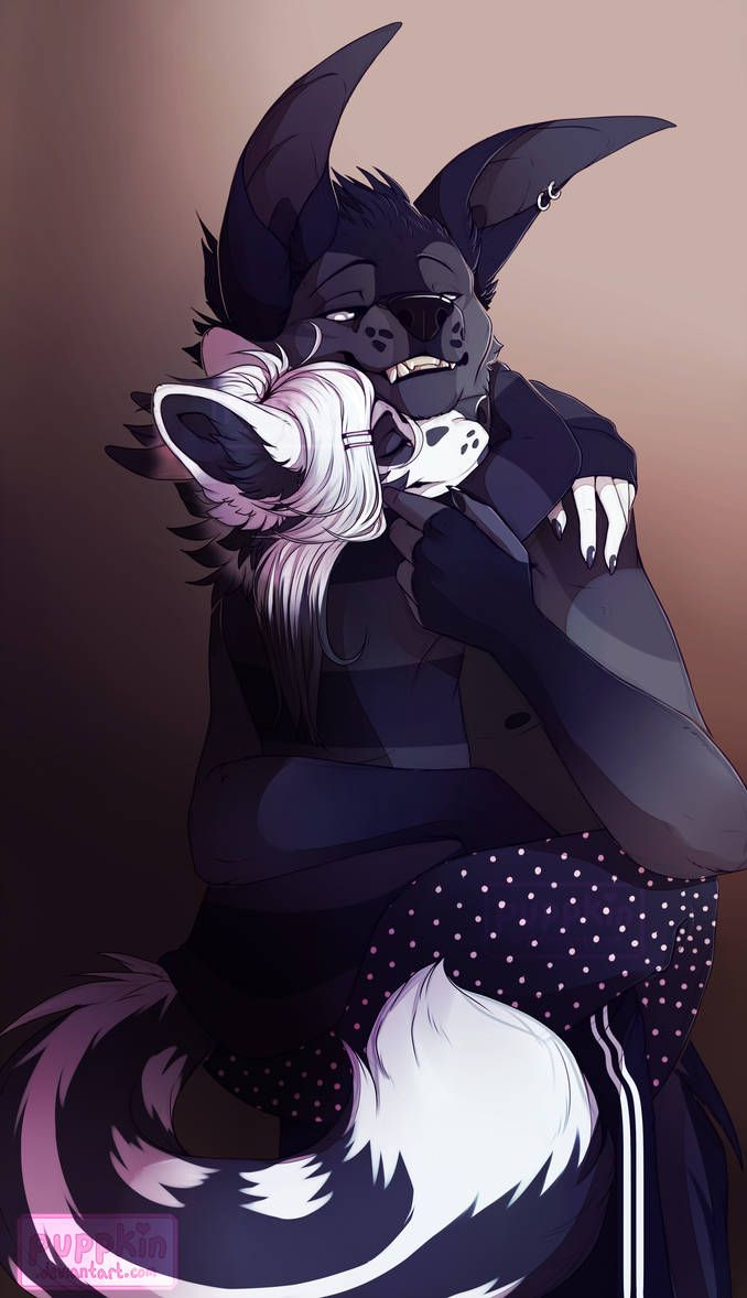 My beanie baby by puppkin | Anthro furry, Furry art