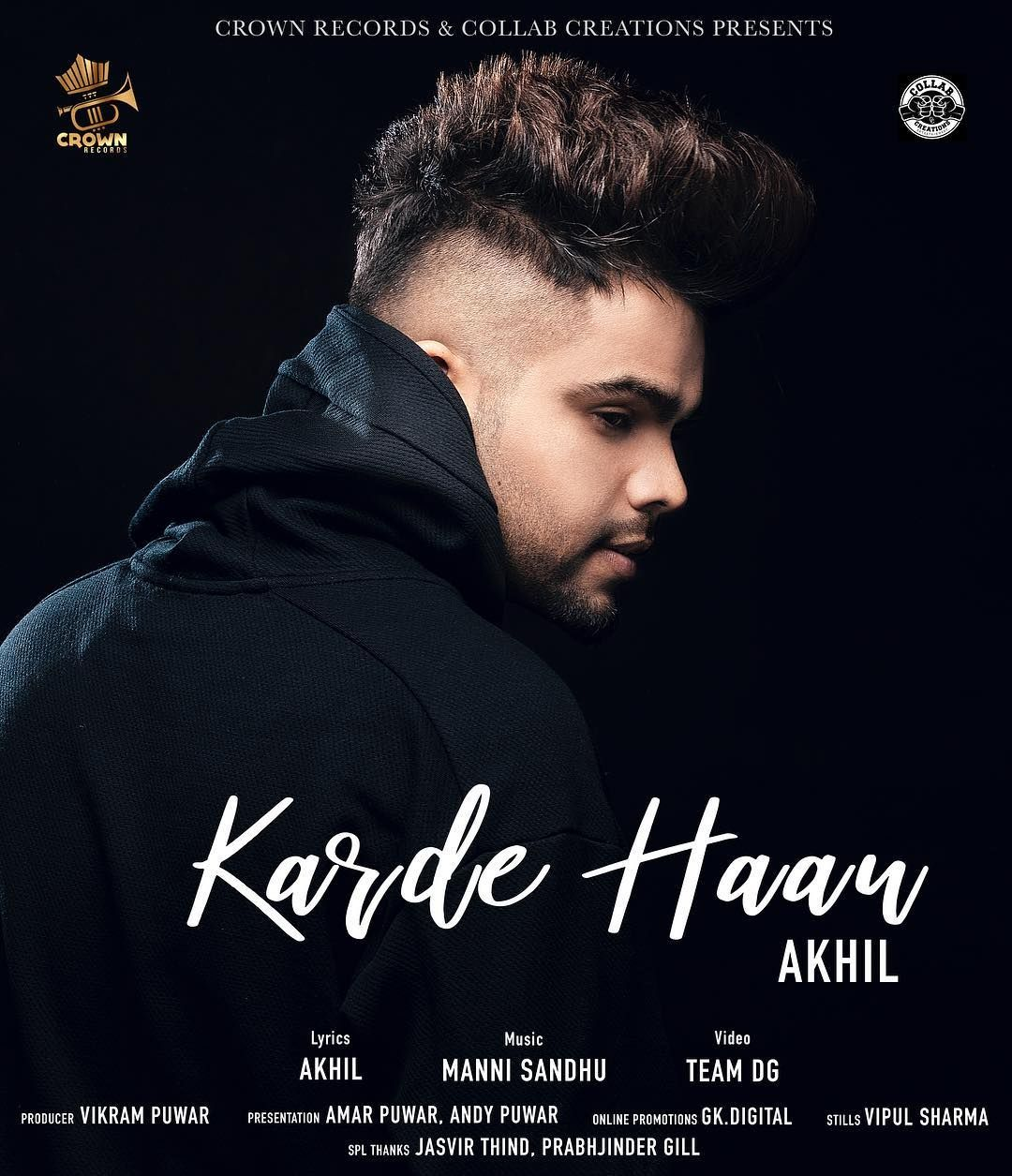 Karde Haan Bus Kuch He Dina Vch Tuhada Ho Jana Thank You So Much For Always Loving My Music Singer Lyric Mp3 Song Download New Song Download Mp3 Song