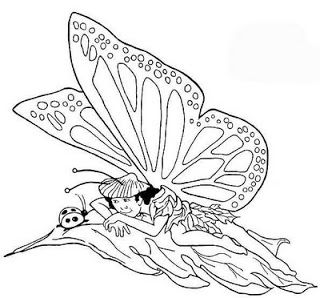 free fairy butterfly coloring pages with images  fairy coloring pages fairy coloring