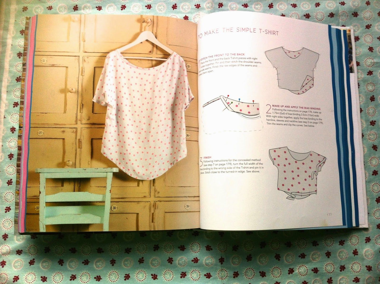 Ministry of Craft: Pattern review - Simple T-shirt top from Great ...
