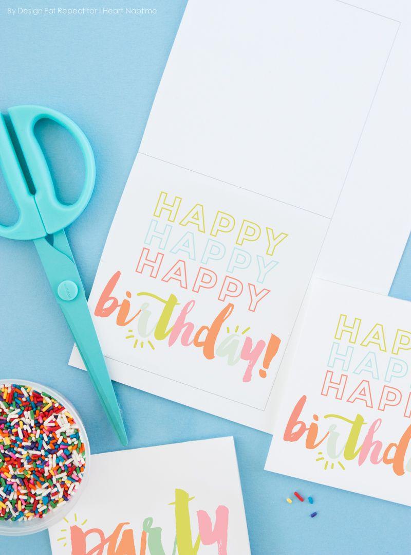 Happy Birthday Card Templates Free Free Printable Birthday Cards On Iheartnaptime  Printables .